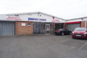 Accident repair centre